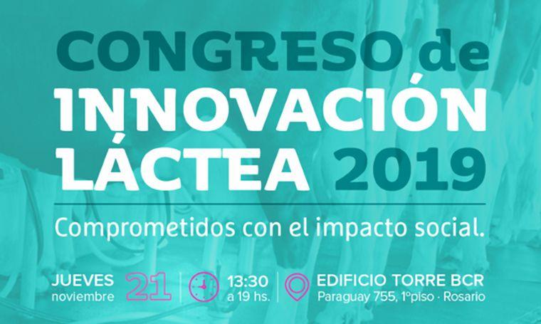 FOTO: La Bolsa de Comercio de Rosario será sede del tercer Congreso de Innovación Láctea.