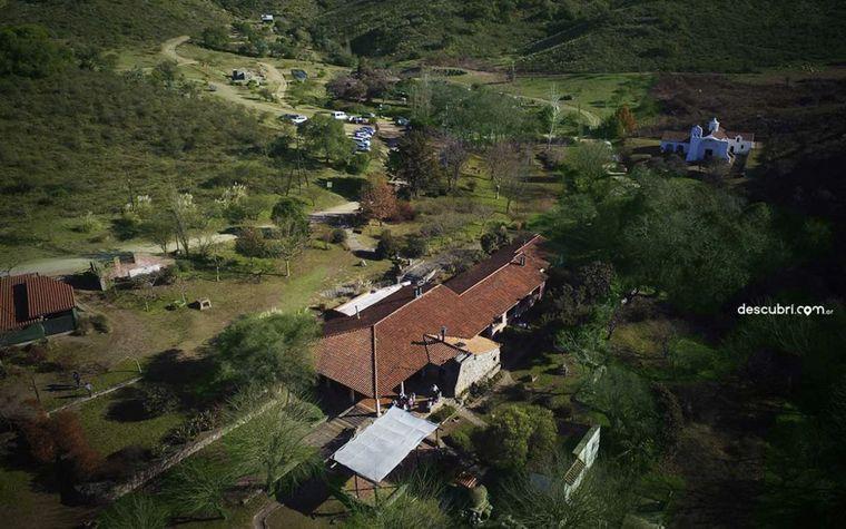 FOTO: Sierras Chicas