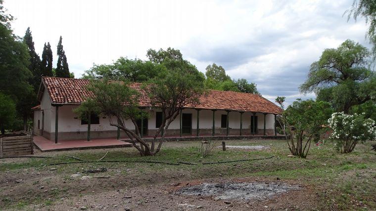 FOTO: Parque Nacional Traslasierra