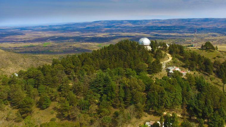 VIDEO: Observatorio de Bosque Alegre