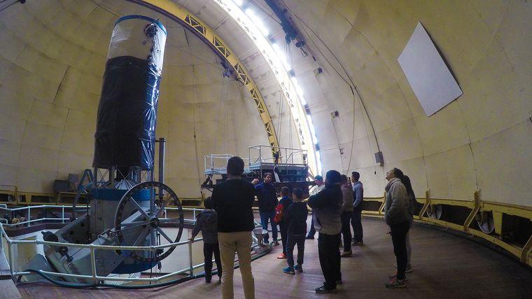 FOTO: Observatorio Bosque Alegre