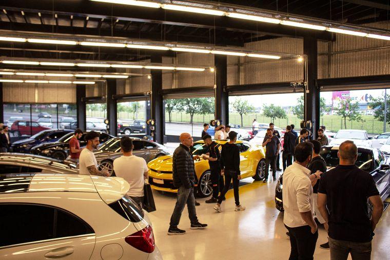 FOTO: Flamante Pirelli Performance Center de Córdoba.