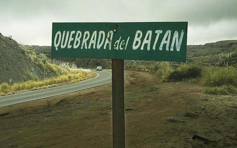 VIDEO: Quebrada del Batán