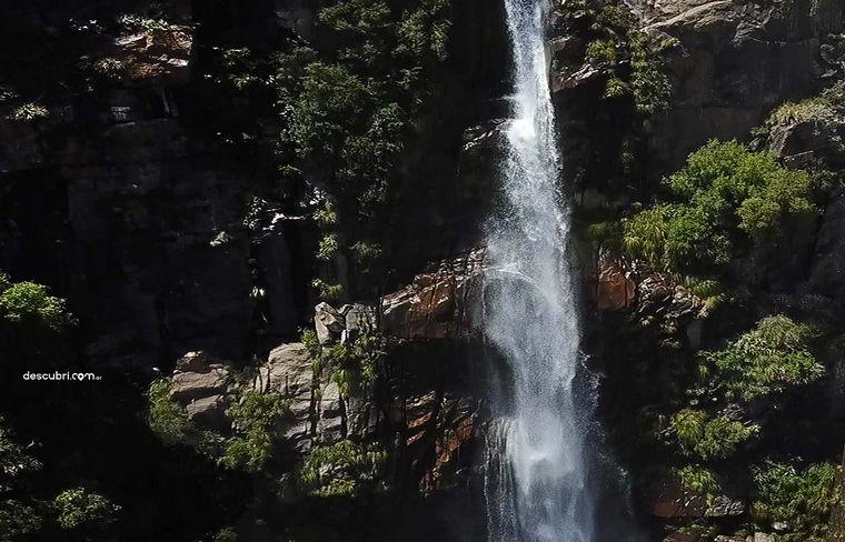 VIDEO: Naciente Río Mina Clavero