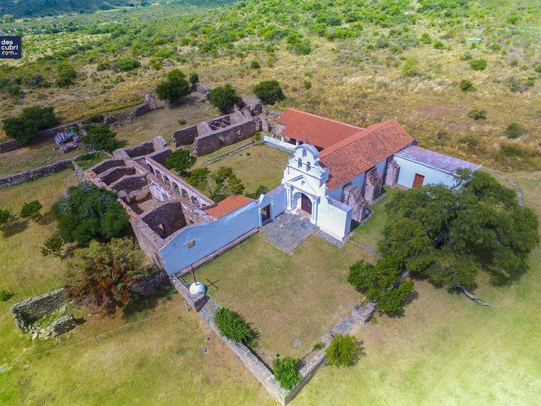 La Candelaria, el tesoro de los jesuitas en Córdoba - Córdoba - Descubrí