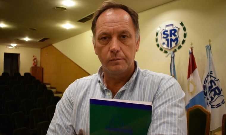AUDIO: Gabriel de Raedemaeker, vicepresidente de CRA.