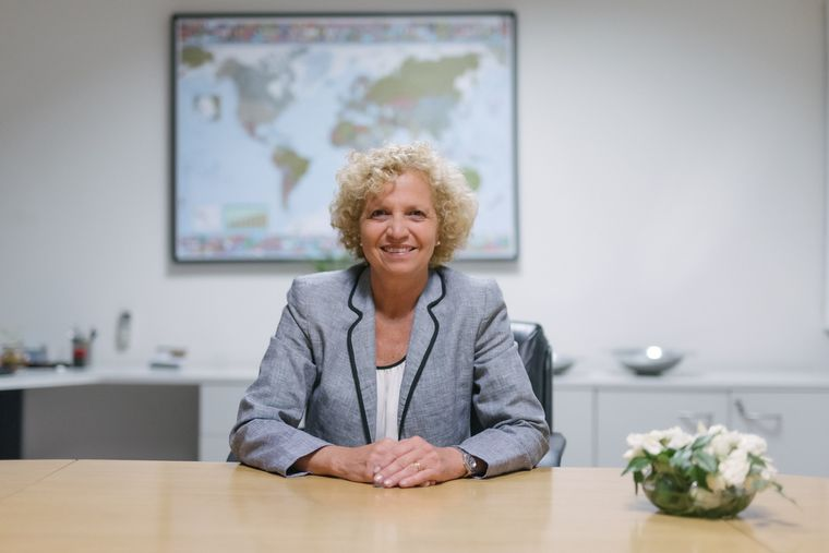 AUDIO: Rosana Negrini, presidente de Agrometal.
