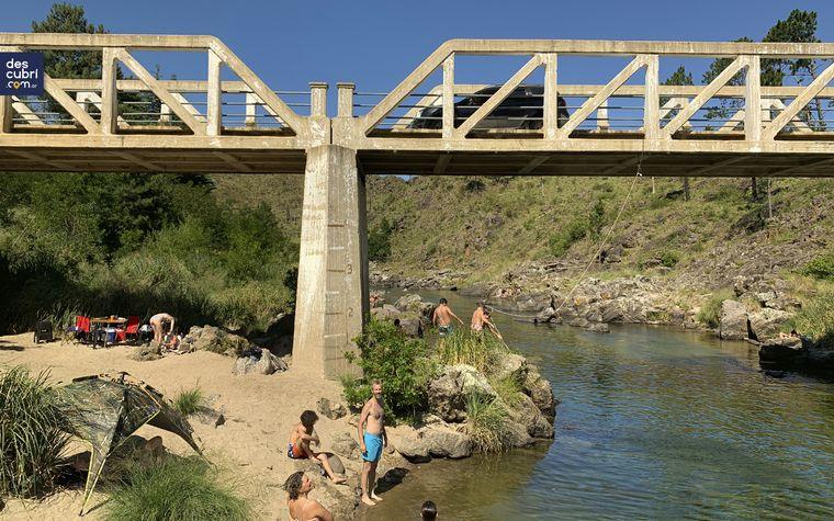 FOTO: Puente Blanco San Miguel de los Ríos