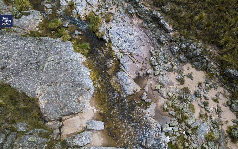 FOTO: Río Yuspe en Los Gigantes