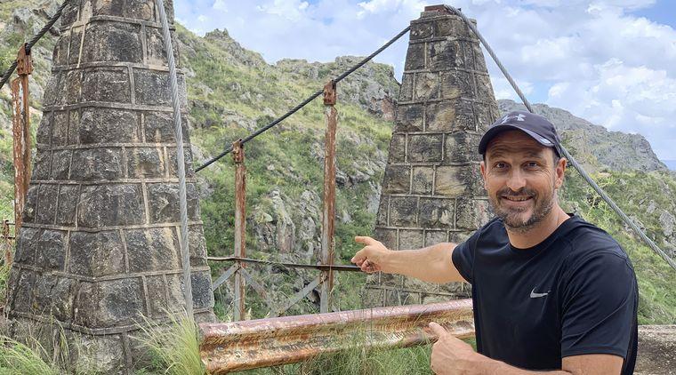 FOTO: Puentes Colgantes - Copina
