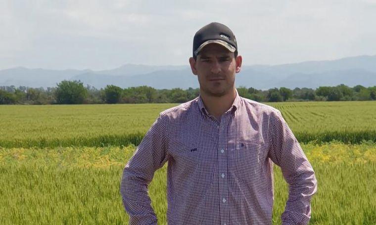 AUDIO: Ingeniero agrónomo Francisco Francioni, gerente de insecticidas en FMC.