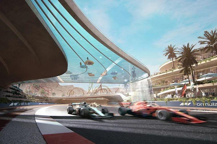 "FOTO: Qiddiyah será la ""capital del entretenimiento"" de Arabia Saudita"