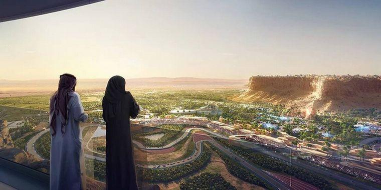 FOTO: La F1 es uno de los objetivos del gobierno árabe para 2022