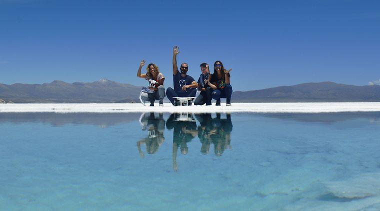 VIDEO: Salinas Grandes - Jujuy