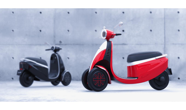 FOTO: Las tres piezas de la compañía suiza