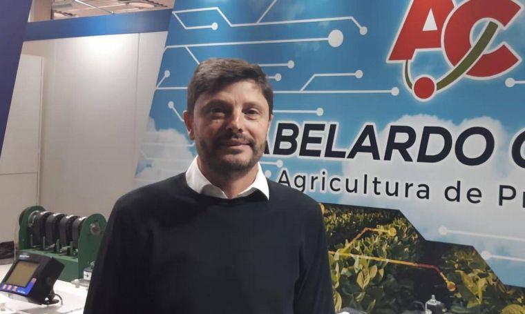 AUDIO: Edgardo Cuffia, director de la firma Abelardo Cuffia.