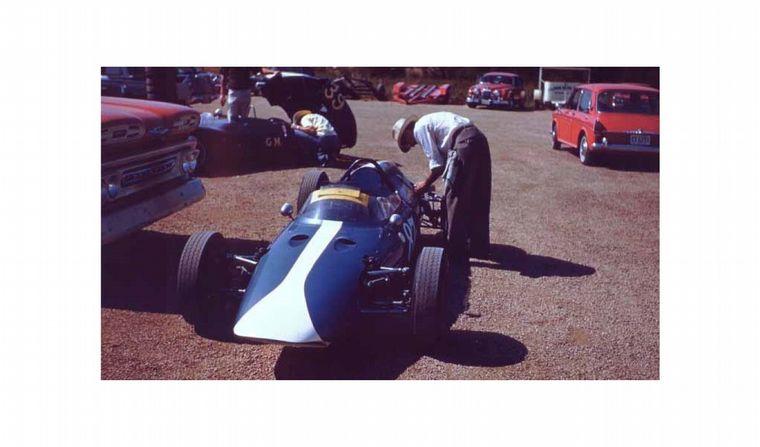 FOTO: Usó motores OSCA, Alfa Romeo, Ford y propios