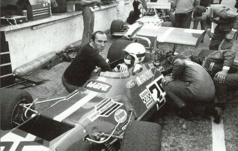 FOTO: El F2 de 1969 tuvo buenas labores con Jacky Ickx, Piers Courage y Jonathan Williams