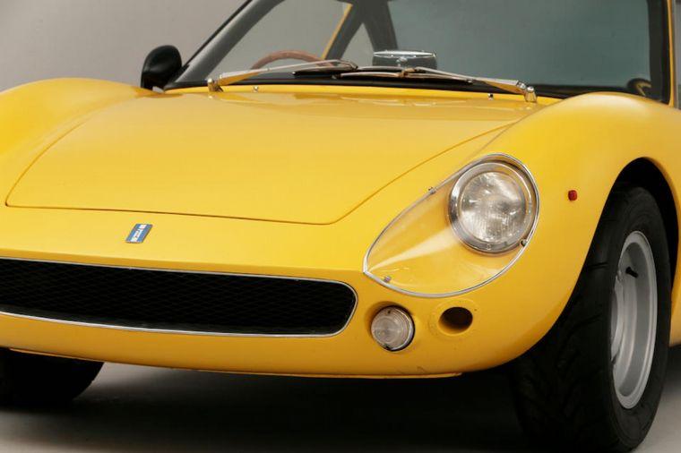 FOTO: Ofrecía una alta performance, a la par con las de los autos en rangos de precio altos