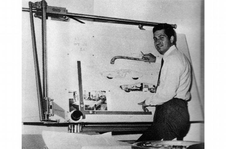 FOTO: Fue un diseño futurista del jefe de los estudios Ghia, Giorgetto Giugiaro