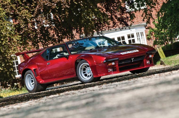 FOTO: El GT5 ya estaba fuera de las series racing pero tuvo líneas más agresivas