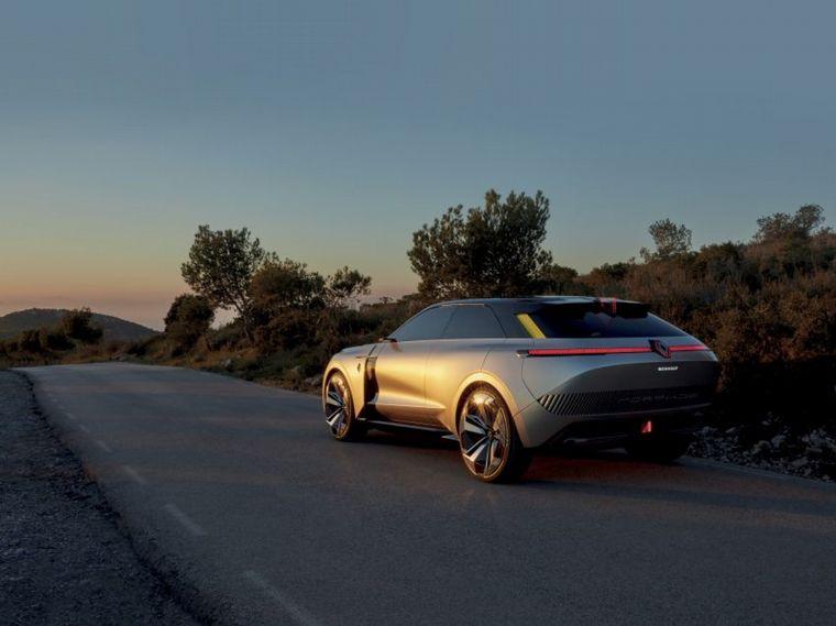 FOTO: Impactante impronta frontal del concept que Renault iba a presentar en Ginebra