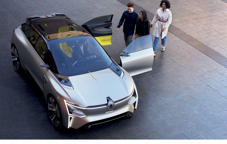 FOTO: Como todos los autos de concepto, su misión es inspirar, marcar un rumbo