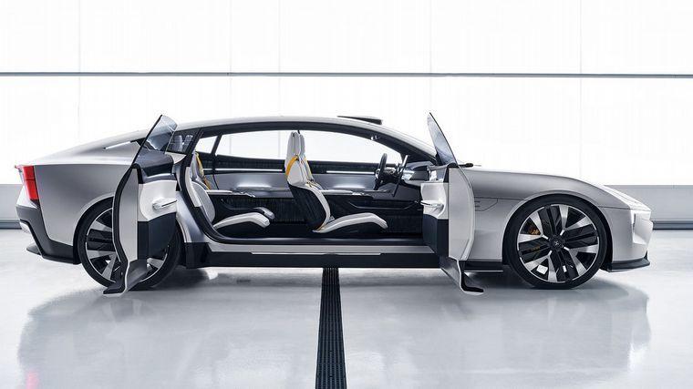 FOTO: Detalle de vista trasera muestra la intencionada depuración aerodinámica del diseño