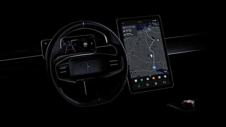 FOTO: Un sensor reconoce al conductor y configura sus preferencias