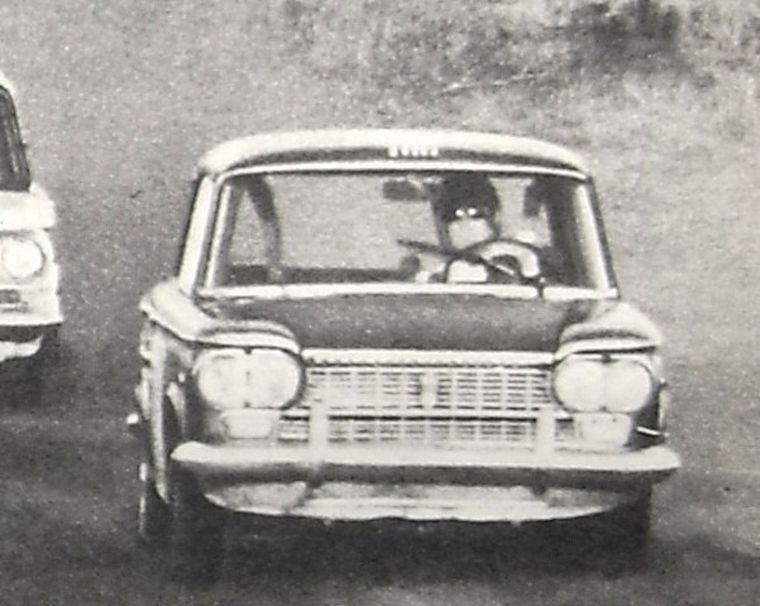 FOTO: Otra toma en la carrera de La Cumbre de 1967