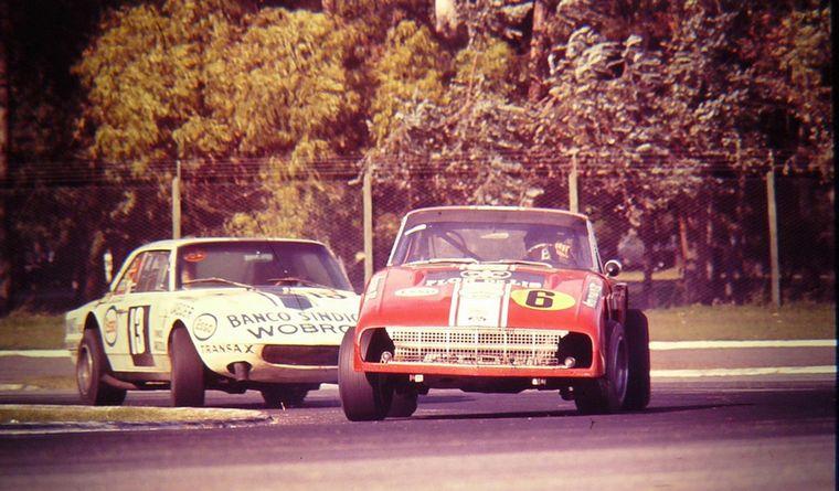 """FOTO: El 28 de julio de 1968 debutó en las """"100 Vueltas Shell"""" de TC"""