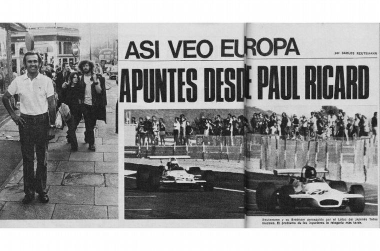 FOTO: Ya desde Paul Ricard empiezan a verse problemas con los motores de Charles Lucas