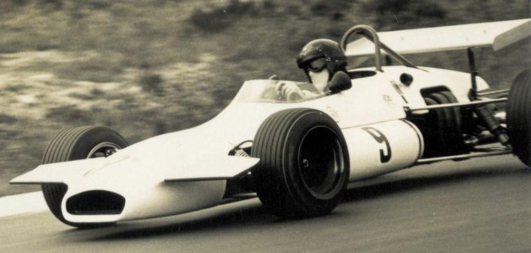 FOTO: El mismo Reutemann contaba sus experiencias en una columna propia