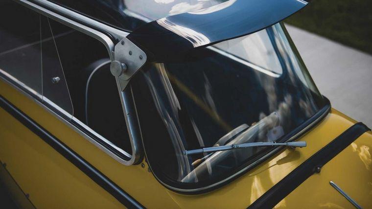 FOTO: El Tiger duplicó la potencia del KR200 con un motor de 500 cc