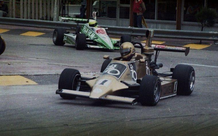 FOTO: Tomó el TC2000 con 8 autos y pronto lo convirtió en una gran categoría