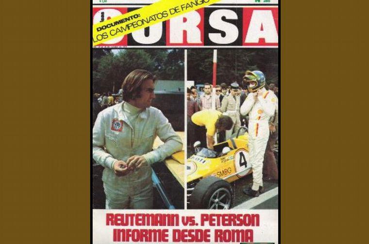 FOTO: A una semana de ir a definir el título, Reutemann gana por 1ra vez en Hockenheim