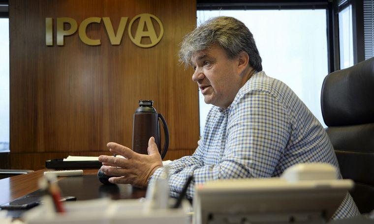 AUDIO: Ulises Forte, presidente del IPCVA.
