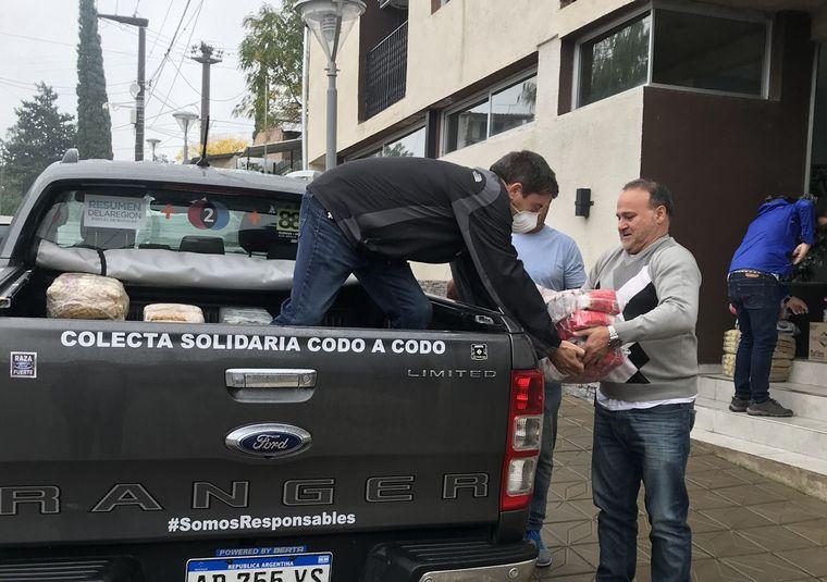 FOTO: Oreste Berta S.A. y Ford Argentina en Alta Gracia Codo a Codo.