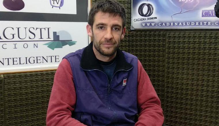VIDEO: Álvaro Andreucci, agrometeorólogo de INTA Marcos Juárez en diálogo con Ricardo Agusti