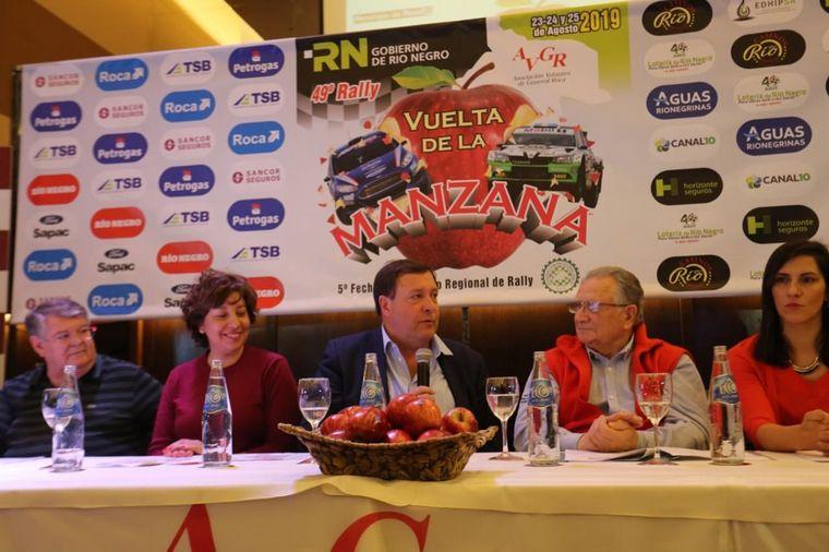 FOTO: Alejandro Cancio con su Skoda R5, ganadores de la edición 49ª.