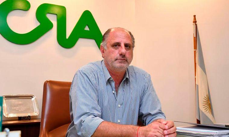 FOTO: CRA cuestionó los dichos de Fernández.