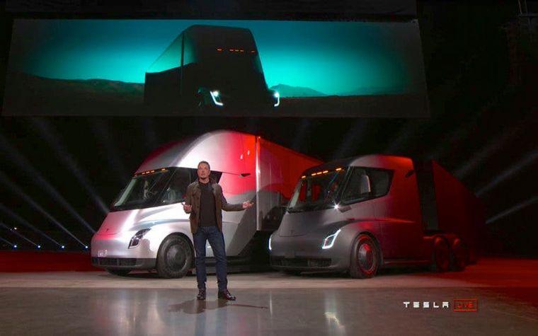 FOTO: De línea futurista y muy aerodinámica para reducir el consumo de energía
