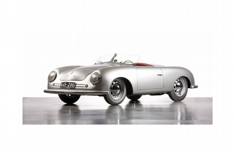 FOTO: Butzi de niño. Sería el creador del máximo éxito de la firma Porsche