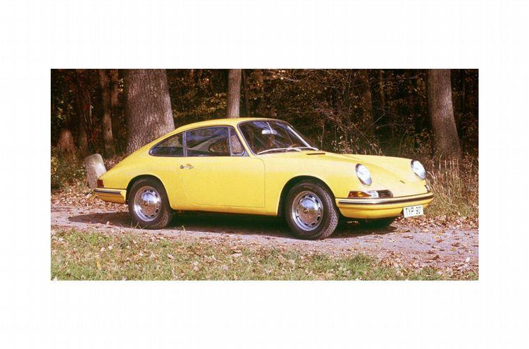 FOTO: Butzi Porsche puso a la marca para siempre en el sitio de las leyendas