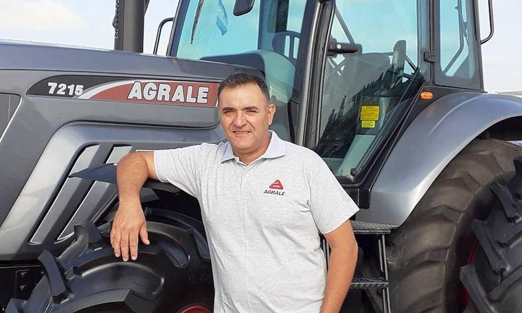 AUDIO: Roberto Perracino, productor lechero y titular de Perracino Litoral Maquinarias S.A.