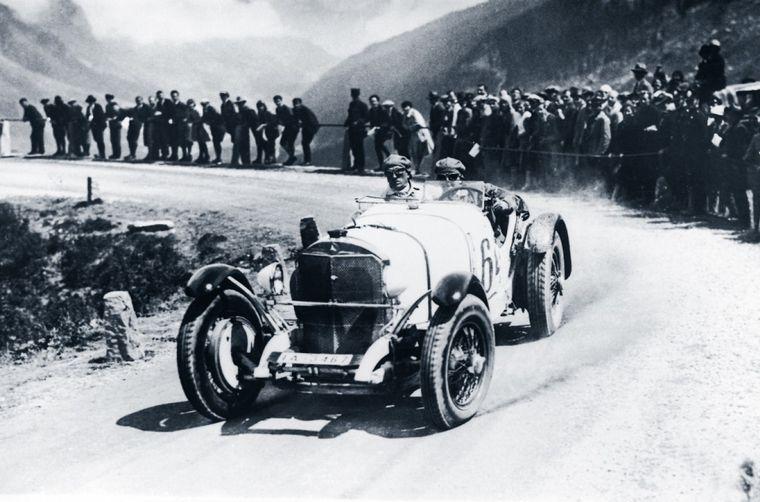 FOTO: Mercedes S Kompressor 1927