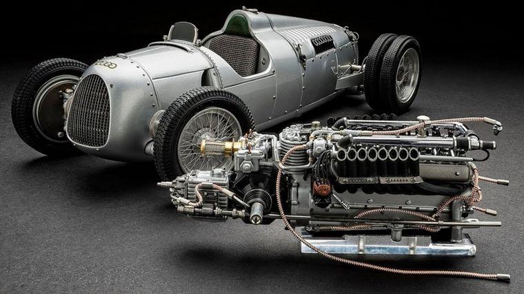 FOTO: Hitler dará un fuerte soporte a la industria del auto alemán, la hizo parte del plan