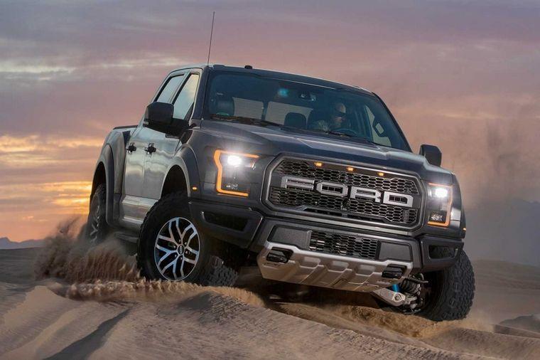 FOTO: Ford hizo una encuesta para conocer a los usuarios de su pickups