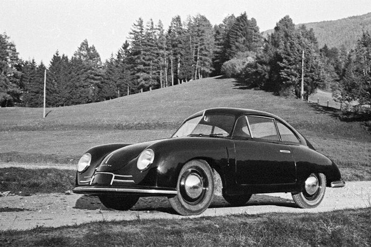 FOTO: Los primeros coches se construyeron en Gmünd