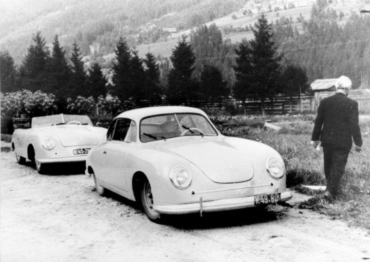 FOTO: El auto usaba el chasis y la mecánica del VW Tipo 1